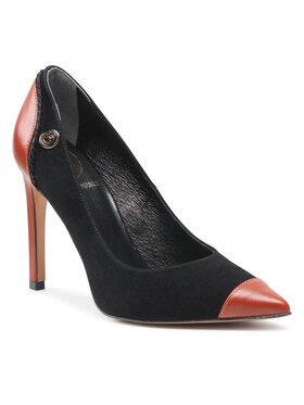 Baldowski Baldowski Обувки на ток D03701-1451-002 Черен