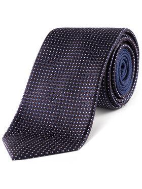 Tommy Hilfiger Tailored Tommy Hilfiger Tailored Krawatte Solid TT0TT06086 Dunkelblau