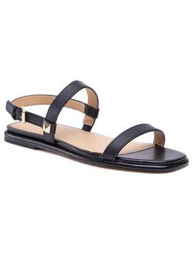 MICHAEL Michael Kors MICHAEL Michael Kors Σανδάλια Fanning Sandal 40S1FAFA2L Μαύρο
