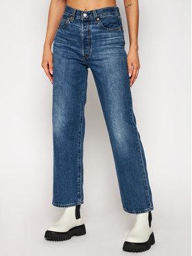 Levi's® Levi's® Jeans Ribcage Ankle 72693-0079 Dunkelblau Regular Fit