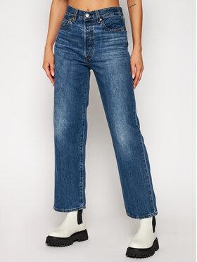 Levi's® Levi's® Jeansy Ribcage Ankle 72693-0079 Tmavomodrá Regular Fit