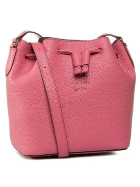 DKNY DKNY Handtasche Noho Drawstring Buck R93JHE13 Rosa