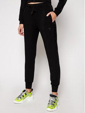 Guess Guess Teplákové nohavice O1RA29 K7UW0 Čierna Regular Fit