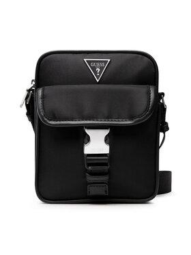 Guess Guess Мъжка чантичка HMCENY P1459 Черен
