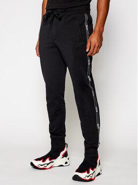 Versace Jeans Couture Versace Jeans Couture Teplákové kalhoty A2GWA1F3 Černá Regular Fit