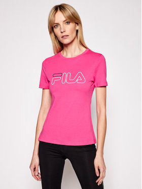 Fila Fila T-Shirt Ladan Tee 683179 Rosa Regular Fit