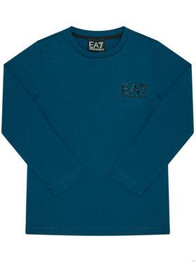 EA7 Emporio Armani EA7 Emporio Armani Chemisier 6HBT52 BJ02Z 1546 Bleu marine Regular Fit