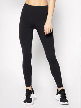 Under Armour Under Armour Leggings Ua Favourite Branded 1355597 Schwarz Fitted Fit