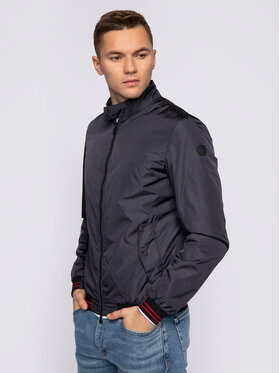 Save The Duck Save The Duck Blouson bomber D3848M MEGAX Noir Regular Fit
