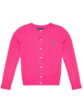 Polo Ralph Lauren Polo Ralph Lauren Sweater Mini Cable 313543047013 Rózsaszín Regular Fit
