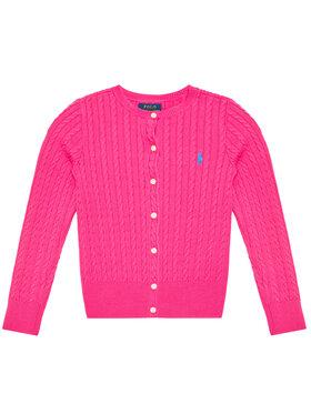 Polo Ralph Lauren Polo Ralph Lauren Sweter Mini Cable 313543047013 Różowy Regular Fit