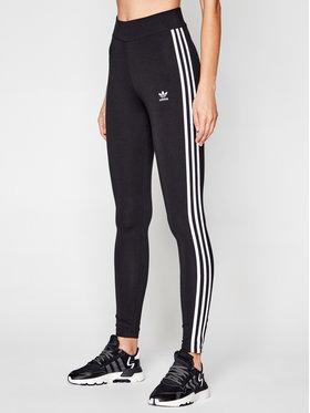 adidas adidas Leggings FM3287 Fekete Slim Fit