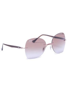 Ray-Ban Ray-Ban Γυαλιά ηλίου 0RB8066 155/68 Καφέ