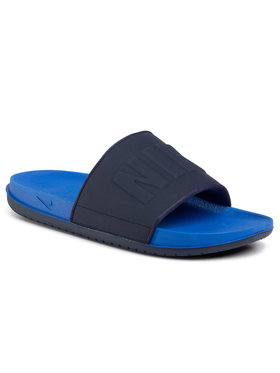 NIKE NIKE Ciabatte Offcourt Slide BQ4639 400 Blu scuro