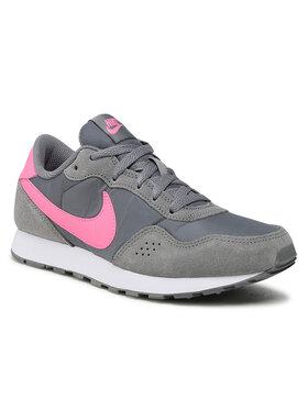 Nike Nike Boty Md Valiant (Gs) CN8558 011 Šedá