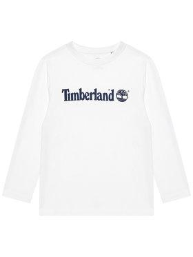 Timberland Timberland Blúzka T25S26 S Biela Regular Fit