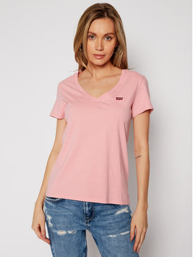 Levi's® Levi's® T-Shirt The Perfect Tee 85341-0024 Różowy Regular Fit