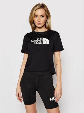 The North Face The North Face Φανελάκι τεχνικό Ma Tee NF0A5567 Μαύρο Regular Fit