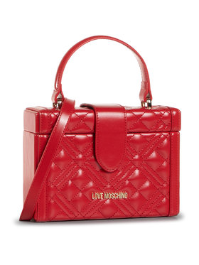 LOVE MOSCHINO LOVE MOSCHINO Дамска чанта JC4104PP1BLA0500 Червен