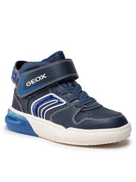 Geox Geox Сникърси J Grayjay B.A J169YA 0BU11 C4226 M Тъмносин