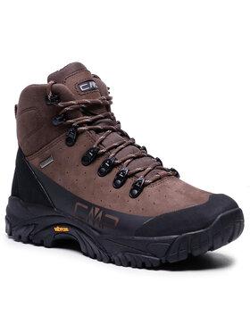 CMP CMP Παπούτσια πεζοπορίας Dhenieb Trekking Shoe Wp 30Q4717 Καφέ