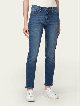 Boss Boss Slim Fit Jeans 1 Clear 50433241 Dunkelblau Slim Fit