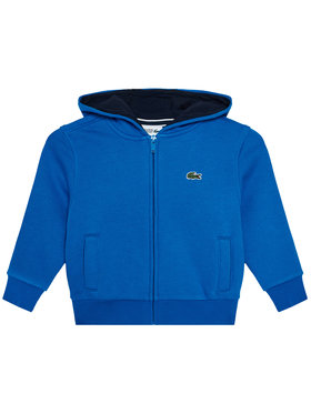 Lacoste Lacoste Bluza SJ2903 Niebieski Regular Fit