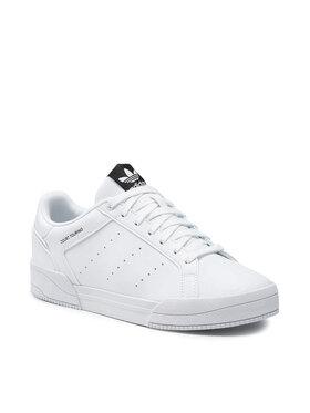 adidas adidas Chaussures Court Tourino H02177 Blanc