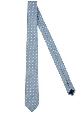 Tommy Hilfiger Tailored Tommy Hilfiger Tailored Krawatte Blend Dot TT0TT06909 Blau