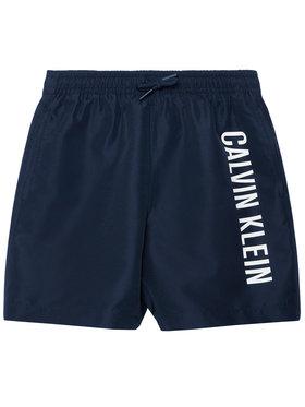 Calvin Klein Swimwear Calvin Klein Swimwear Плувни шорти Medium B70B700299 Тъмносин Regular Fit