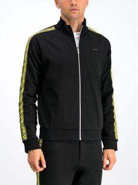 MCQ Alexander McQueen MCQ Alexander McQueen Sweatshirt 525893 RNT20 1000 Schwarz Regular Fit