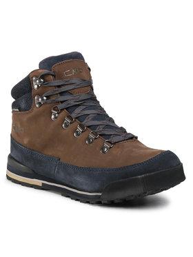 CMP CMP Туристически Heka Hiking Shoes Wp 3Q49557 Кафяв