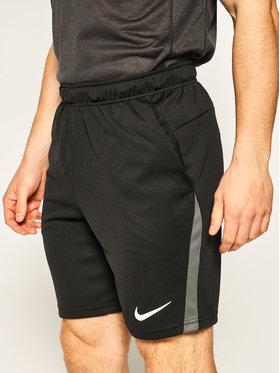 Nike Nike Sportovní kraťasy Dri-Fit CJ2007 Černá Standard Fit