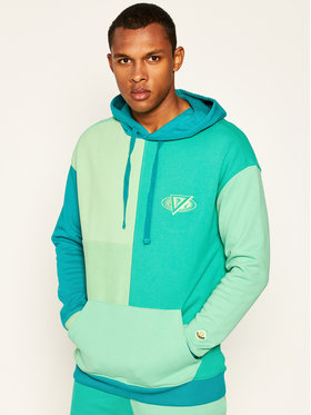 Guess Guess Sweatshirt J BALVIN M0FQ68 RA1B0 Grün Regular Fit