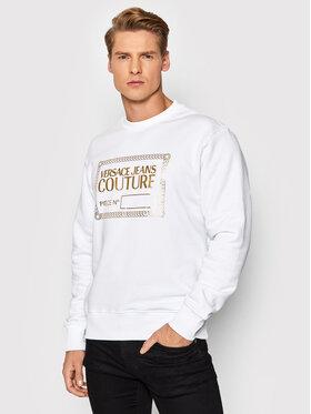 Versace Jeans Couture Versace Jeans Couture Bluza 71GAIT15 Biały Regular Fit