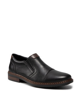 Rieker Rieker Κλειστά παπούτσια 17659-00 Μαύρο