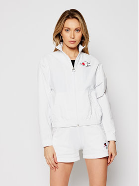 Champion Champion Veste de mi-saison Zip-Through 112658 Blanc Custom Fit
