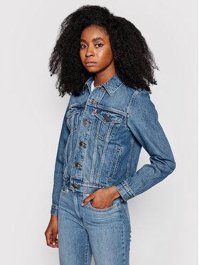 Levi's® Levi's® Kurtka jeansowa Original Trucker 29945-0063 Granatowy Regular Fit