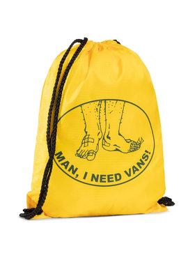 Vans Vans Σακίδιο League Bench Bag VN0002W685W1 Κίτρινο