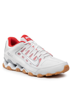 Nike Nike Buty Reax 8 Tr Mesh 621716 103 Biały