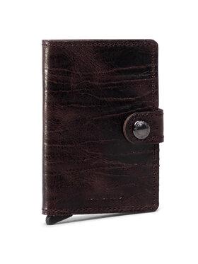 Secrid Secrid Malá pánská peněženka Miniwallet Dutch Martin MDM Hnědá