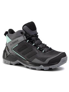 adidas adidas Обувки Terrex Eastrail Mid Gtx W GORE-TEX F36762 Сив