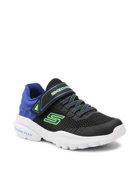Skechers Skechers Chaussures Mezder 403781L/BKRY Bleu marine