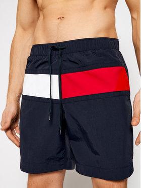 Tommy Hilfiger Tommy Hilfiger Kupaće gaće i hlače Long Drawstring UM0UM02057 Tamnoplava Regular Fit