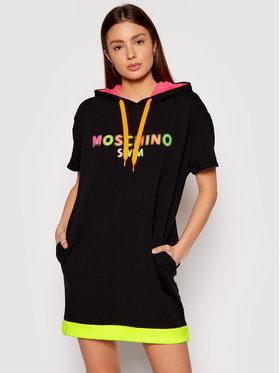 MOSCHINO Underwear & Swim MOSCHINO Underwear & Swim Mikina A1702 2117 Čierna Regular Fit