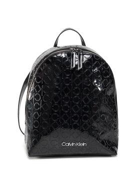 Calvin Klein Calvin Klein Kuprinė Ck Must Em Backpack Sm K60K606762 Juoda