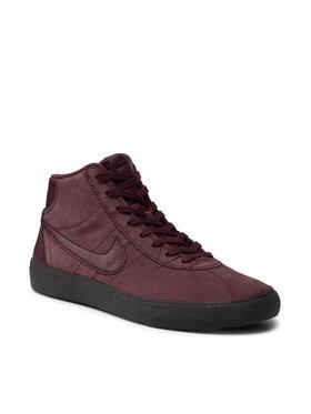 Nike Nike Topánky Sb Bruin Hi Prm AV3557 600 Fialová