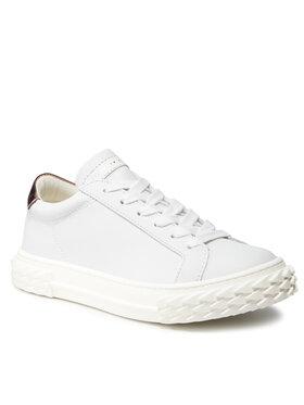Giuseppe Zanotti Giuseppe Zanotti Sneakers RS10049 007 Blanc