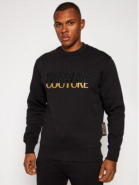 Versace Jeans Couture Versace Jeans Couture Sweatshirt B7GZB7TT Schwarz Regular Fit