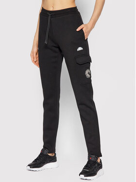 Ellesse Ellesse Spodnie dresowe Caterino SGK12144 Czarny Regular Fit